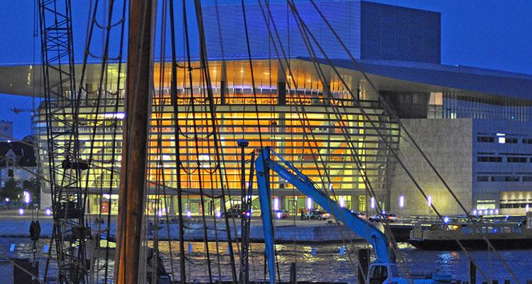 Kopenhagens Königliche Oper ist ein Geschenk an alle Dänen - gestiftet von Arnold Mærsk Mc-Kinney Møller