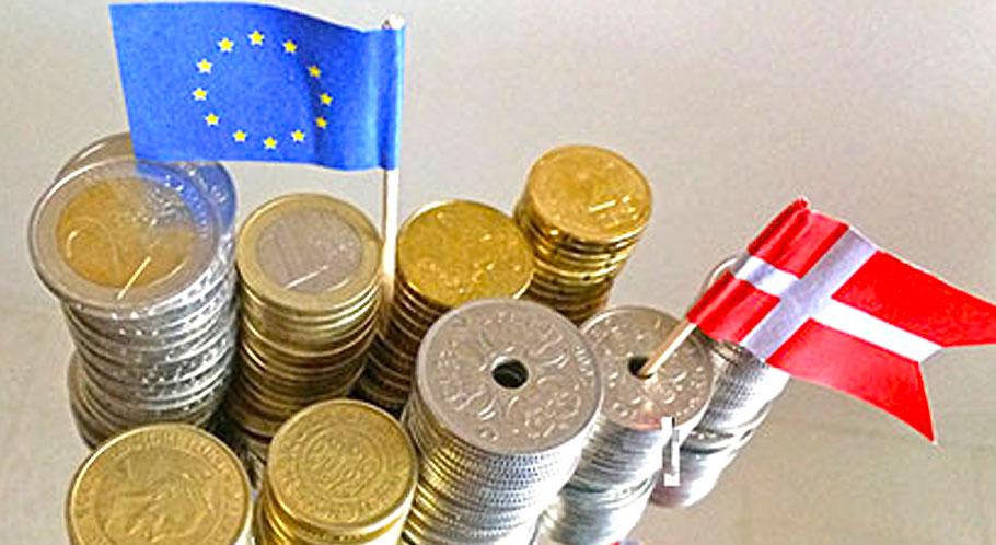 Landeswährung ist die dänische Krone - nicht der Euro