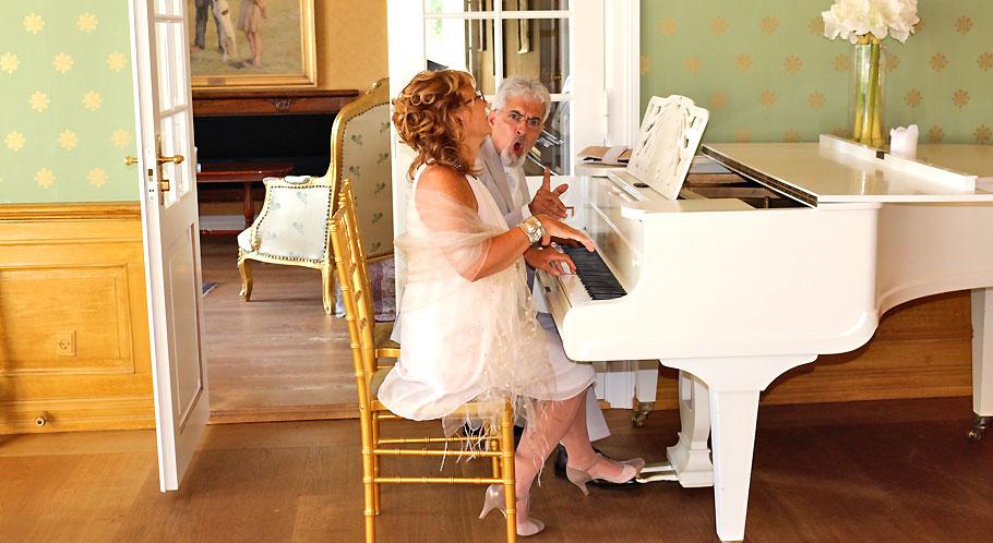 Musik verbindet - sie kann sogar zur Heirat führen