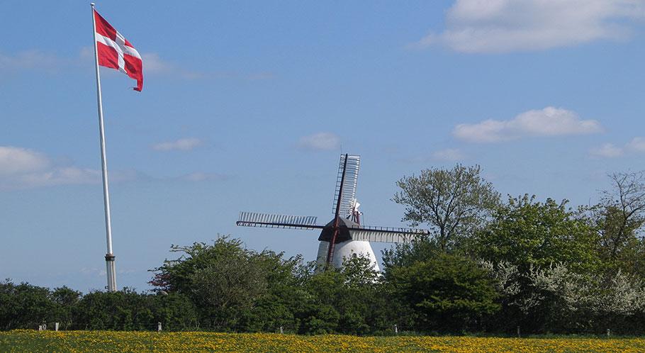 Düppels Windmühle -1864 Schauplatz einer Entscheidungsschlacht