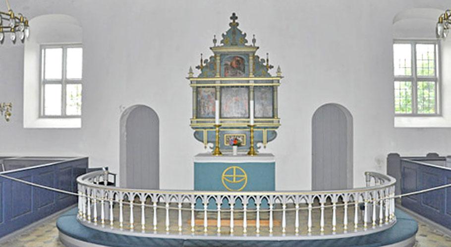 Deutsche Paare können auch in Dänemark den kirchlichen Ehesegen erhalten